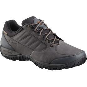 Columbia Ruckel Ridge Plus WP Chaussures Homme, shark/bright copper